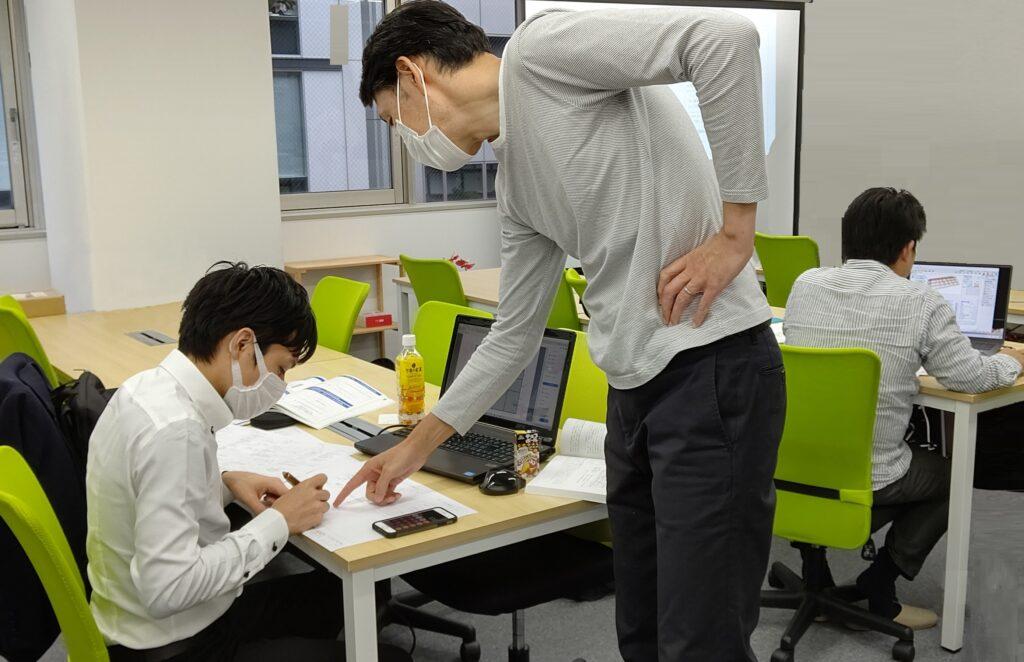 ◇4.14 オープンデスク@新横浜事務所【構造計算技術者育成コンサル修了者】